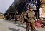 Image of US 3rd Armored Division Lenglern Germany, 1945, second 45 stock footage video 65675056463