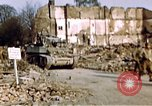 Image of US 3rd Armored Division Lenglern Germany, 1945, second 46 stock footage video 65675056463