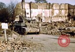 Image of US 3rd Armored Division Lenglern Germany, 1945, second 47 stock footage video 65675056463