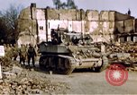 Image of US 3rd Armored Division Lenglern Germany, 1945, second 50 stock footage video 65675056463