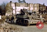 Image of US 3rd Armored Division Lenglern Germany, 1945, second 51 stock footage video 65675056463