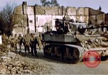 Image of US 3rd Armored Division Lenglern Germany, 1945, second 52 stock footage video 65675056463