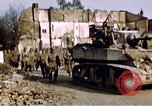 Image of US 3rd Armored Division Lenglern Germany, 1945, second 53 stock footage video 65675056463