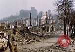 Image of US 3rd Armored Division Lenglern Germany, 1945, second 54 stock footage video 65675056463