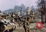 Image of US 3rd Armored Division Lenglern Germany, 1945, second 55 stock footage video 65675056463