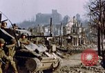 Image of US 3rd Armored Division Lenglern Germany, 1945, second 56 stock footage video 65675056463