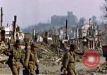 Image of US 3rd Armored Division Lenglern Germany, 1945, second 62 stock footage video 65675056463
