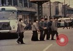 Image of Busy roads in Beijing Beijing China, 1972, second 7 stock footage video 65675057352