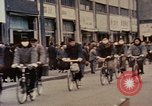 Image of Busy roads in Beijing Beijing China, 1972, second 23 stock footage video 65675057352