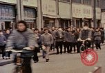 Image of Busy roads in Beijing Beijing China, 1972, second 24 stock footage video 65675057352