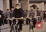 Image of Busy roads in Beijing Beijing China, 1972, second 36 stock footage video 65675057352