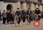 Image of Busy roads in Beijing Beijing China, 1972, second 39 stock footage video 65675057352