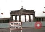 Image of Berlin Wall views from West Germany Berlin West Germany, 1980, second 19 stock footage video 65675058827