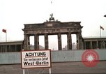 Image of Berlin Wall views from West Germany Berlin West Germany, 1980, second 21 stock footage video 65675058827