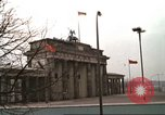 Image of Berlin Wall views from West Germany Berlin West Germany, 1980, second 25 stock footage video 65675058827