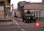 Image of Berlin Wall views from West Germany Berlin West Germany, 1980, second 32 stock footage video 65675058827