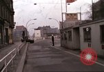 Image of Berlin Wall views from West Germany Berlin West Germany, 1980, second 36 stock footage video 65675058827