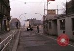 Image of Berlin Wall views from West Germany Berlin West Germany, 1980, second 39 stock footage video 65675058827