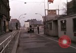 Image of Berlin Wall views from West Germany Berlin West Germany, 1980, second 40 stock footage video 65675058827