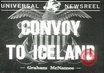 Image of United States Forces Iceland, 1941, second 1 stock footage video 65675059330