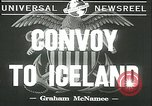 Image of United States Forces Iceland, 1941, second 4 stock footage video 65675059330