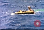 Image of air sea rescue Pacific Ocean, 1945, second 60 stock footage video 65675059714