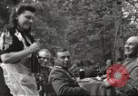 Image of United States and Russian officers Protivin Czechoslovakia, 1945, second 27 stock footage video 65675060046