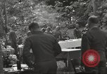 Image of United States and Russian officers Protivin Czechoslovakia, 1945, second 41 stock footage video 65675060046