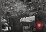 Image of United States and Russian officers Protivin Czechoslovakia, 1945, second 42 stock footage video 65675060046