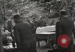 Image of United States and Russian officers Protivin Czechoslovakia, 1945, second 43 stock footage video 65675060046
