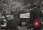 Image of United States and Russian officers Protivin Czechoslovakia, 1945, second 45 stock footage video 65675060046