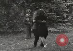 Image of United States and Russian officers Protivin Czechoslovakia, 1945, second 56 stock footage video 65675060046