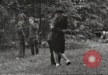 Image of United States and Russian officers Protivin Czechoslovakia, 1945, second 58 stock footage video 65675060046