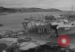 Image of U.S. Army Vehicles being loaded on LSTs before D-Day Falmouth England United Kingdom, 1944, second 3 stock footage video 65675060406
