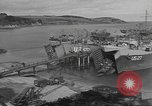 Image of U.S. Army Vehicles being loaded on LSTs before D-Day Falmouth England United Kingdom, 1944, second 5 stock footage video 65675060406
