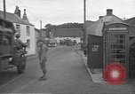 Image of U.S. Army Vehicles being loaded on LSTs before D-Day Falmouth England United Kingdom, 1944, second 53 stock footage video 65675060406
