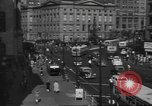 Image of City scenes including bridges, buildings, streets and traffic Brooklyn New York USA, 1947, second 35 stock footage video 65675060412