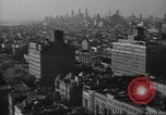 Image of City scenes including bridges, buildings, streets and traffic Brooklyn New York USA, 1947, second 39 stock footage video 65675060412