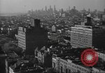 Image of City scenes including bridges, buildings, streets and traffic Brooklyn New York USA, 1947, second 42 stock footage video 65675060412