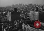 Image of City scenes including bridges, buildings, streets and traffic Brooklyn New York USA, 1947, second 43 stock footage video 65675060412