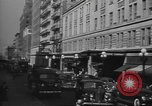Image of City scenes including bridges, buildings, streets and traffic Brooklyn New York USA, 1947, second 44 stock footage video 65675060412