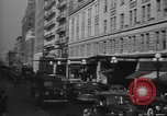Image of City scenes including bridges, buildings, streets and traffic Brooklyn New York USA, 1947, second 45 stock footage video 65675060412
