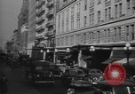 Image of City scenes including bridges, buildings, streets and traffic Brooklyn New York USA, 1947, second 46 stock footage video 65675060412