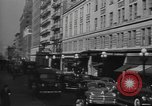 Image of City scenes including bridges, buildings, streets and traffic Brooklyn New York USA, 1947, second 47 stock footage video 65675060412
