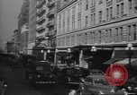 Image of City scenes including bridges, buildings, streets and traffic Brooklyn New York USA, 1947, second 48 stock footage video 65675060412