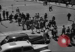 Image of City scenes including bridges, buildings, streets and traffic Brooklyn New York USA, 1947, second 55 stock footage video 65675060412