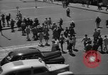 Image of City scenes including bridges, buildings, streets and traffic Brooklyn New York USA, 1947, second 56 stock footage video 65675060412