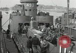 Image of United States troops Plymouth England United Kingdom, 1944, second 2 stock footage video 65675060444