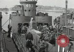 Image of United States troops Plymouth England United Kingdom, 1944, second 3 stock footage video 65675060444
