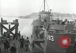 Image of United States troops Plymouth England United Kingdom, 1944, second 35 stock footage video 65675060444